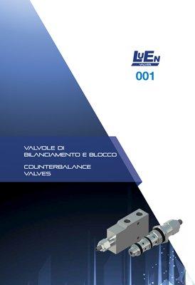 Valvole di bilanciamento e blocco Luen Valves catalogo