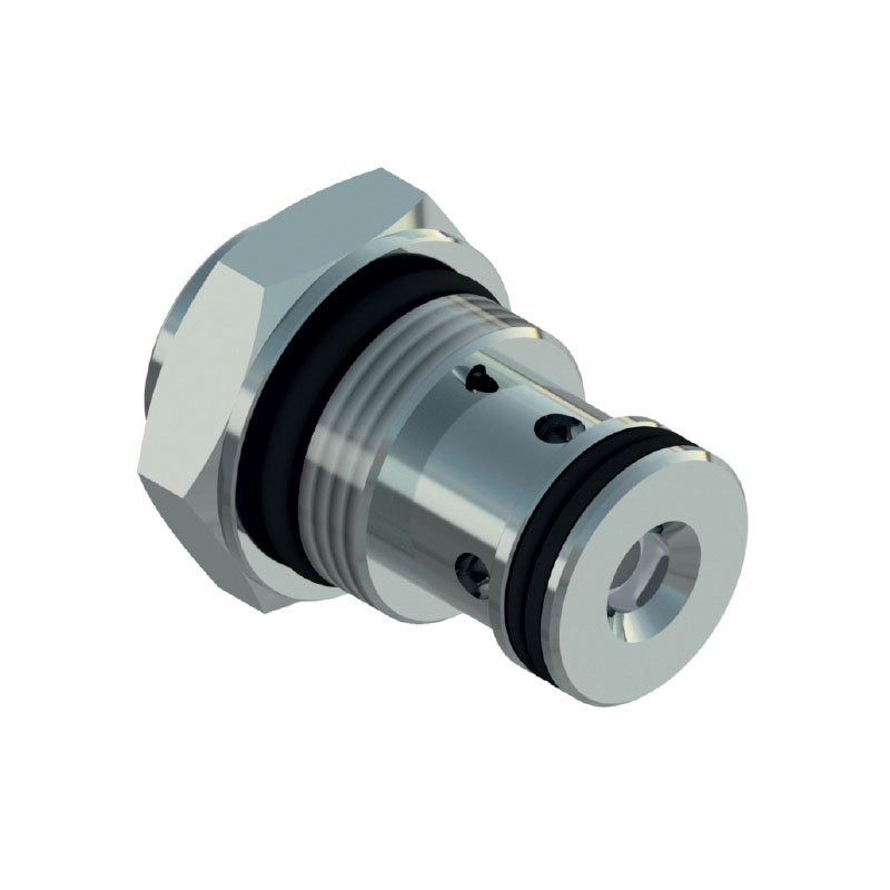 Cartridge check valves
