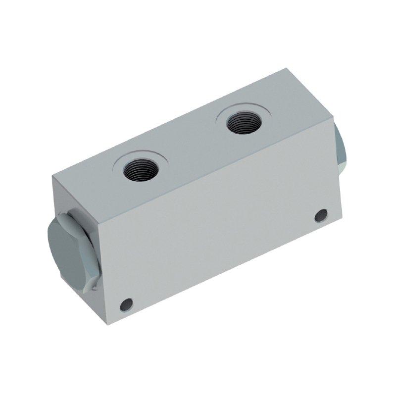Flow divider/combiner valves