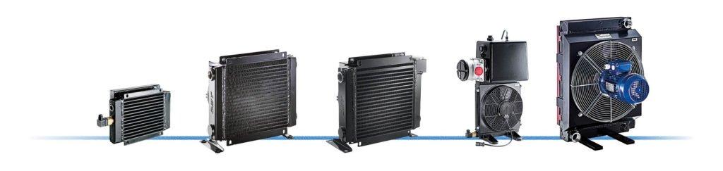 scambiatori di calore aria-olio